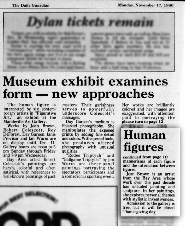 The Daily Guardian, Nov 17, 1980